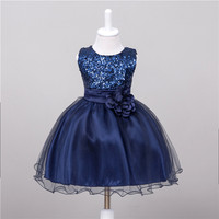 Hot Sell Baby Girls Wedding Dress Baby Girls Christening Cake Dresses For Party Occasion Kids 0