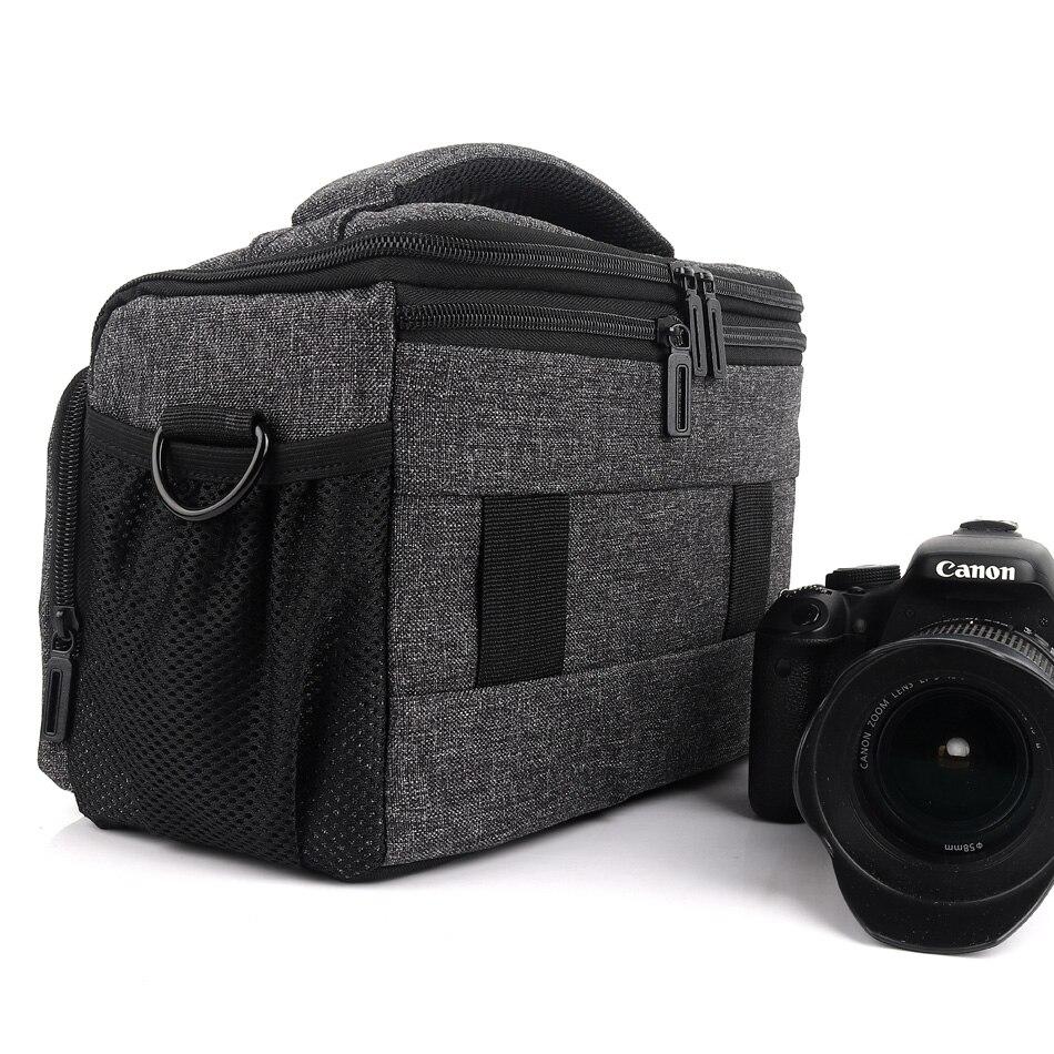 Mirrorless Cámara Hombro caso Bolsa Para Canon EOS M50 M100 M5 M6