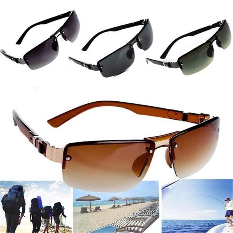 Fashion sunglasses men polarized gold sport Retro Square sunglasses for women Driving black Male sun glasses mirror Shades UV400
