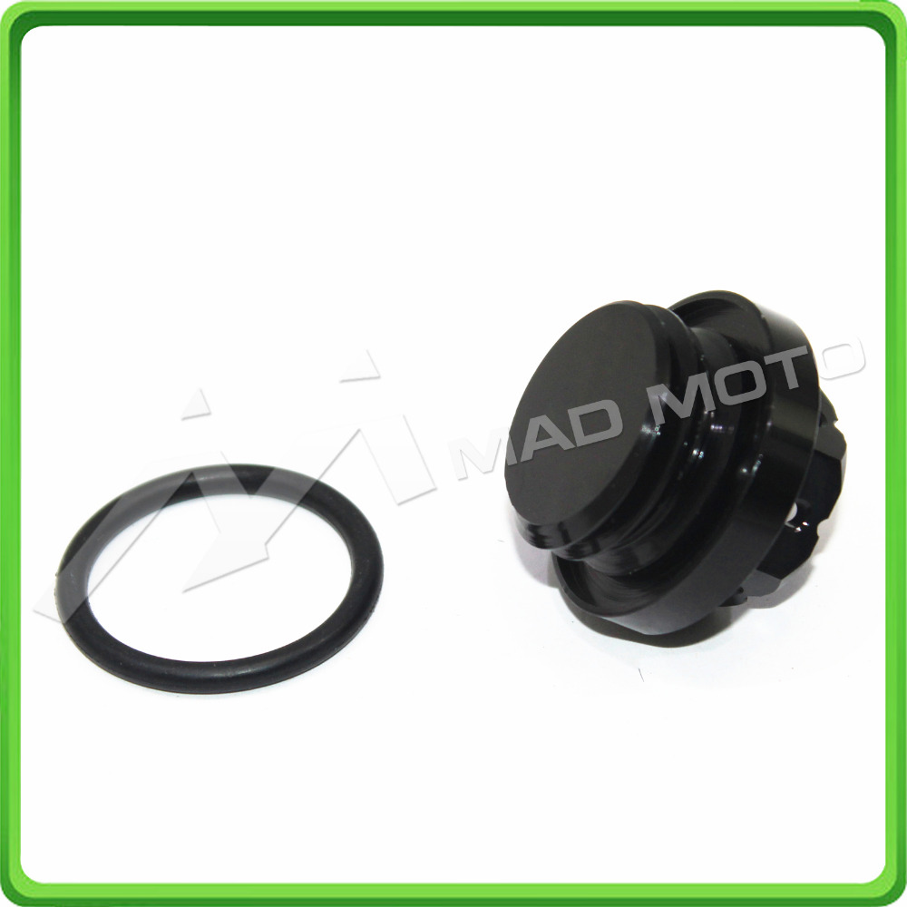 M27x3mm Oil Filler Filter Cap For Yamaha YZF R1 2002 2003 2004 2005 2006 2007 2008 2009 2010 2011 2012 2013 2014 2015 2016 Black