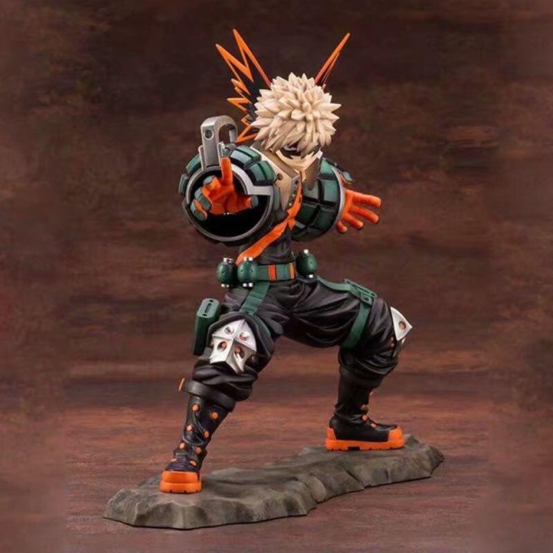 Meu herói academia bakugou katsuki figura de