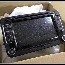 Абсолютно автомобильный DVD навигатор радио Volkswagen RNS510 ЖК-дисплей модули для VW RNS 510 автозапчасти