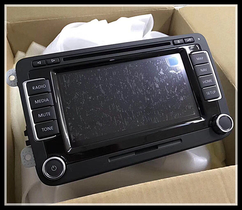 brand new original car dvd navigation radio volkswagen. Black Bedroom Furniture Sets. Home Design Ideas