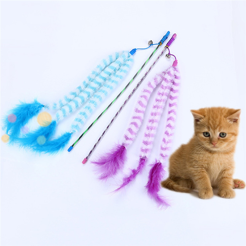 Funny Cat Toys Plush Bar Tease Cat Rod Pet Toys  Pet Supplies-in Cat Toys from Home & Garden on Aliexpress.com | Alibaba Group