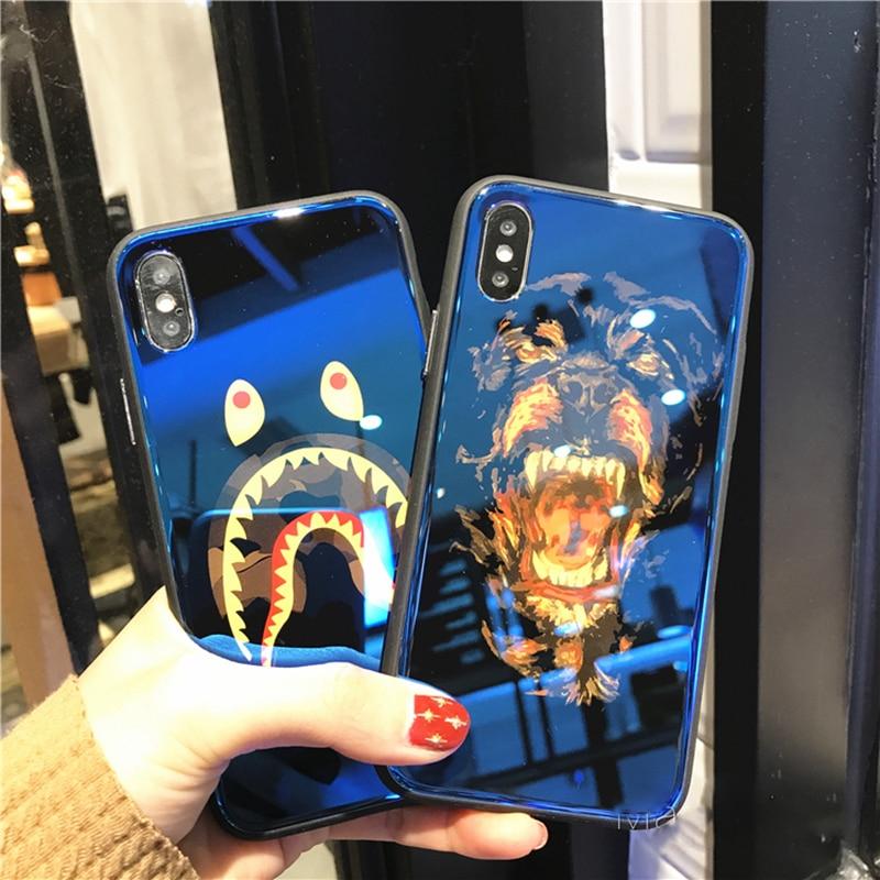 coque iphone x requin