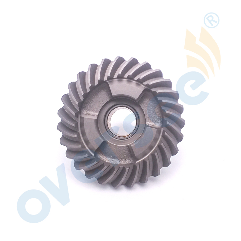 OVERSEE 6E7-45560-00 Forward Gear 27T For 9.9HP 15HP Yamaha Outboard Motor Parsun 15HP Outboard 2 Stroke