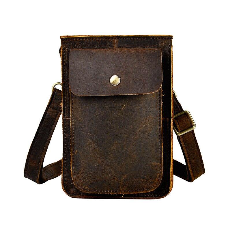 estilo cintura fanny pacote cinto Color : Brown/coffee/burgundy