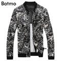 2017 new arrival high quality fashion spring printed tiger casual slim O-Neck collar jacket men.summer slim men's jacket JK16121