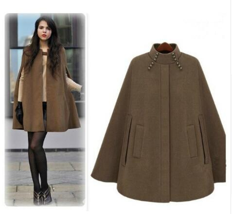 Cashmere Casual coats for women forecasting to wear for winter in 2019