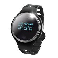 E07 плавательный умный браслет 24/12 час ожерелье группа шагомер фитнес-часы, счетчик шагов умный браслет рк xiaomi mi группа 2