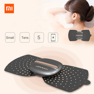 Image 2 - Xiaomi Mijia LF Full Body Relax Muscle Therapy Massager Four wheel Drive Massage Magic Touch massage sticker Massage Health Care
