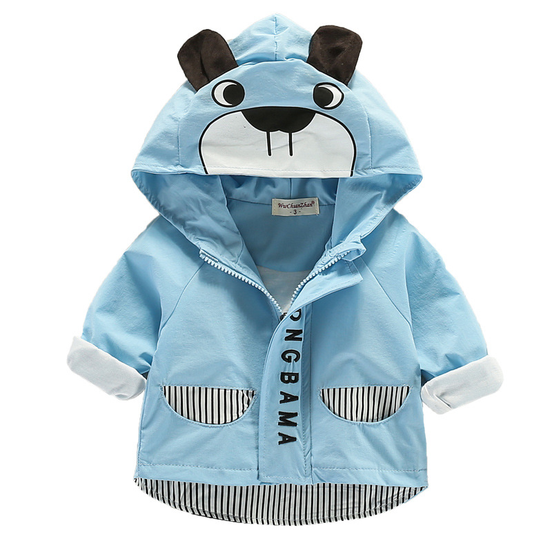 KEAIYOUHUO 2018 spring autumn Baby Boys Girls Jackets