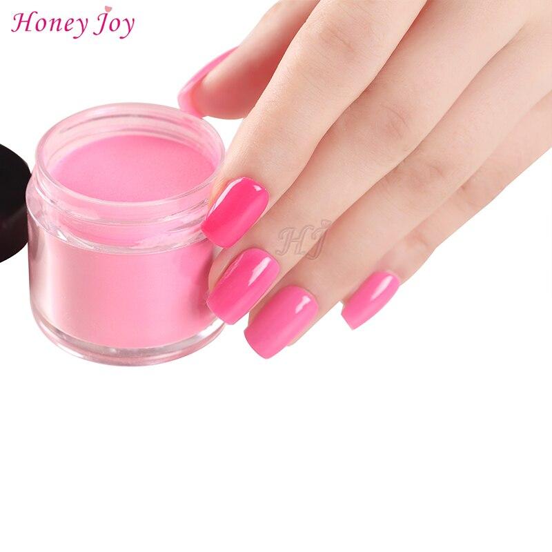 28g/Box #20 Paradise Pink Dip Powder Nails Dipping Nails Get Stronger Natural Long-lasting Nail No UV Light Needed Safe Odorless