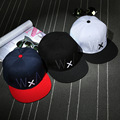 Top Begocool New Baseball caps street X snapback hat for men women brand adjustable gorras planas hip hop cap COOL-022