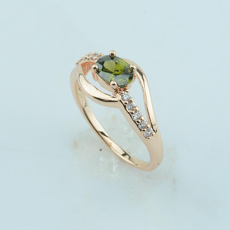 Verlobungsringe Fj 10mm Simulierte Perle Ringe Frauen 585 Rose Gold Farbe Runde Ball Kristall Ringe 7 8 9 10 Hochzeits- & Verlobungs-schmuck