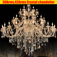 Buy chinese crystal chandelier and get free shipping on aliexpress country style crystal chandelier lamp chinese crystal chandelier for restaurants luxury chandelier hotel lobby lights aloadofball Choice Image