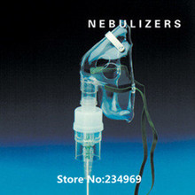 Aerosol Nebulizer Mask with Neb Kit CompMist Compressor Oxygen Nebulizer Adult/child Mini Mesh Inhaler For Asthma Cough COPD