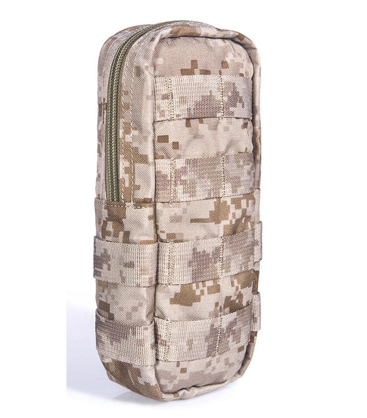 FLYYE  Modular  SpecOps series of large vertical Thin Ultility Pouch debris bag CORDURA PH-C024