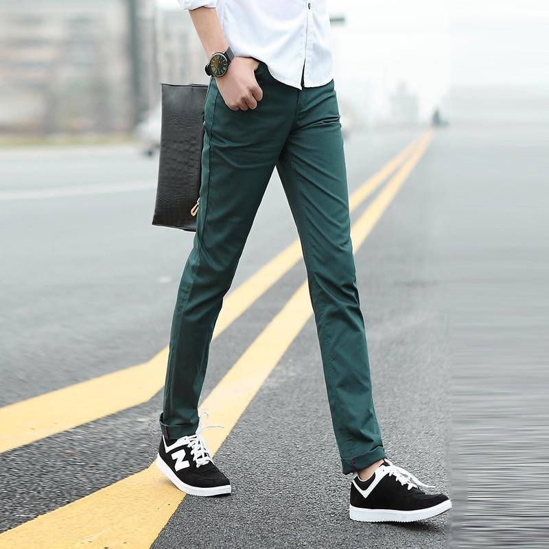 Online Get Cheap Slim Chinos Men -Aliexpress.com | Alibaba Group