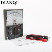 Analog multimeter de-960tr  AC DC Volt Ohm  current Testing Electrical Multitester de-960tr meter