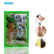 40Pcs Tiger Balm Medical Plaster Joint Rheumatoid Arthritis Neck Back Body Pain Patch Killer Chinese Herbal Stickers D1752