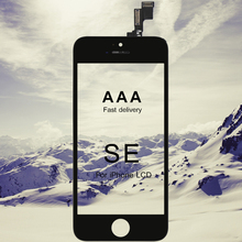 20pcs AAA qualität Telefon Ersatz LCD Für iPhone SE Display mit Glas Touch Screen Digitizer Montage Für iPhone SE LCD