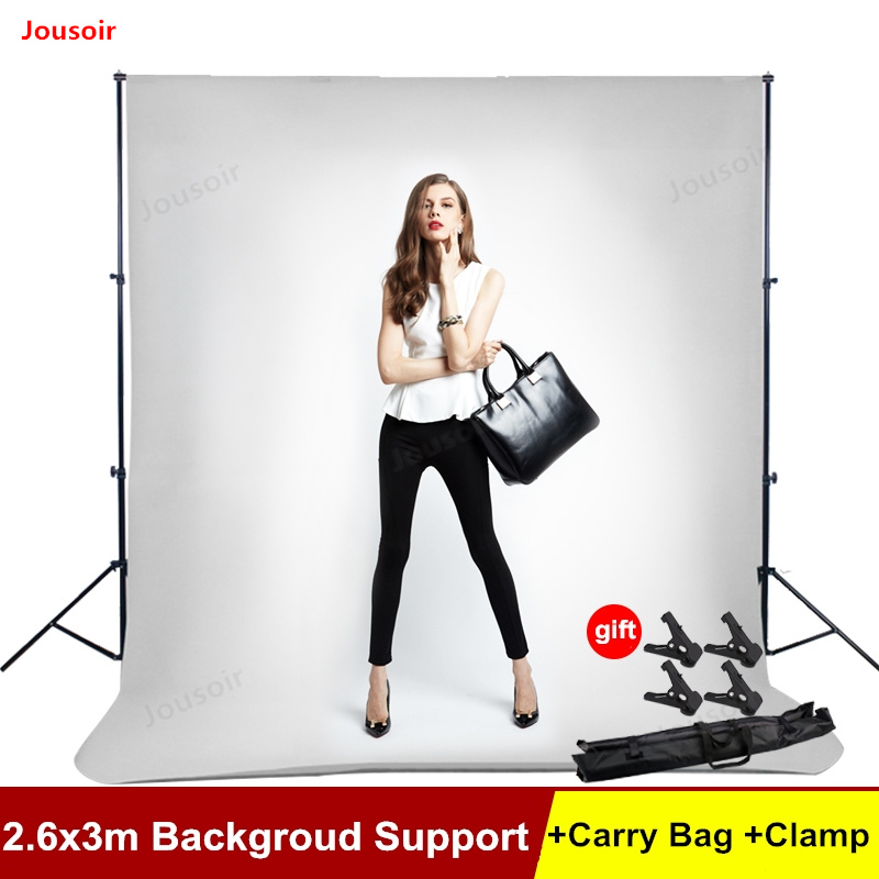 2.6x3m Studio Background Support Backdrop Cloth photography portrait clothing shooting background bracket Equipment CD50 T112.6x3m Studio Background Support Backdrop Cloth photography portrait clothing shooting background bracket Equipment CD50 T11