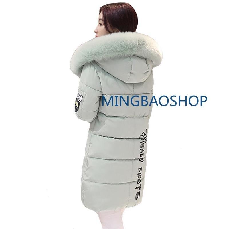 De Hiver Designer Slim Jacket Coton Doudoune Manteau Pour Femme Vêtement Femmes En Taille 2019 Grande Coréenne Long gqzBCnBd