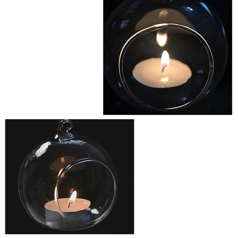 2107 crystal glass candle holders hanging candle stand glass vases creative home decorative candle stand in candle holders from home garden on