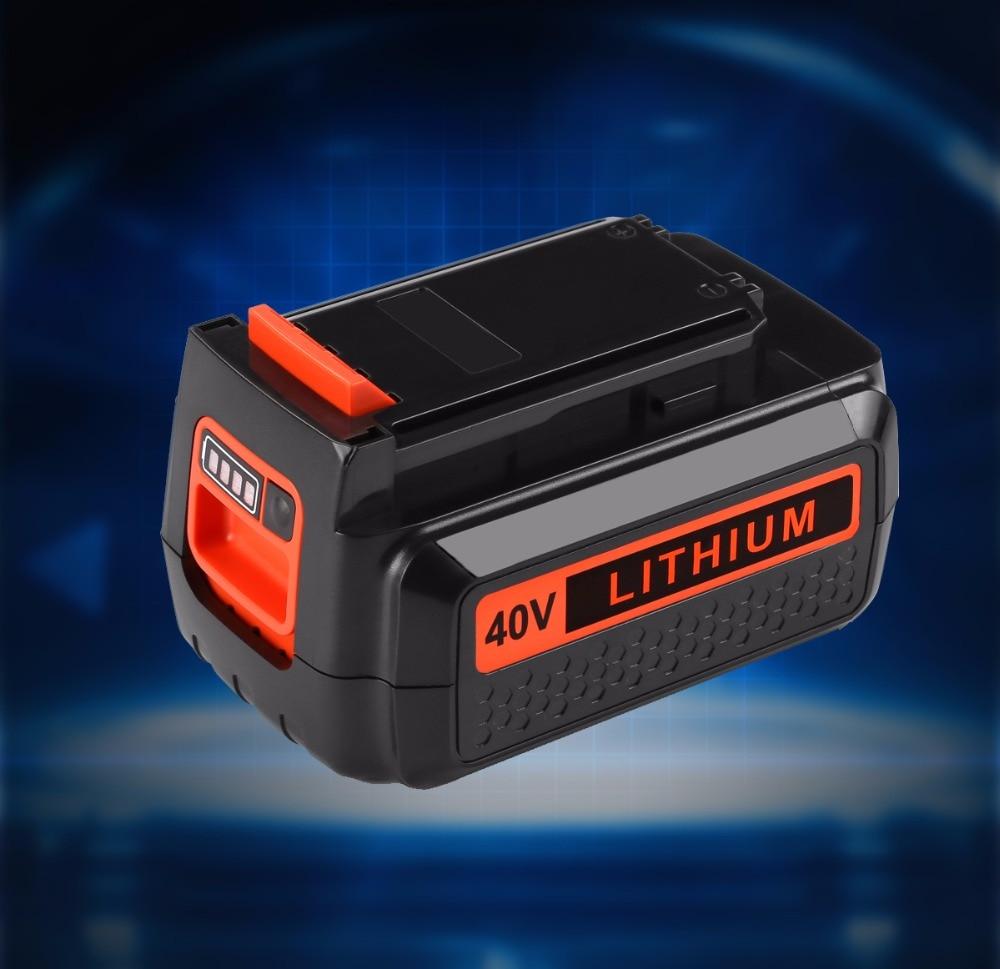40V 2.0Ah 2000mah For Black & Decker Max Li-Ion Battery Pack LBXR36 LBX2040 LHT2436