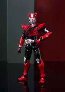 Image 3 - BANDAI ruhları Tamashii milletler S.H.Figuarts (SHF) aksiyon figürü Kamen Rider sürücü tipi hız 20 Kamen Rider başladı Ver.