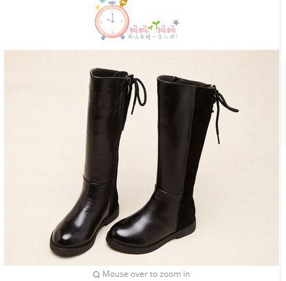 WENDYWU 2017 nouvelles chaussures en cuir mode pour enfants pour votre bébé