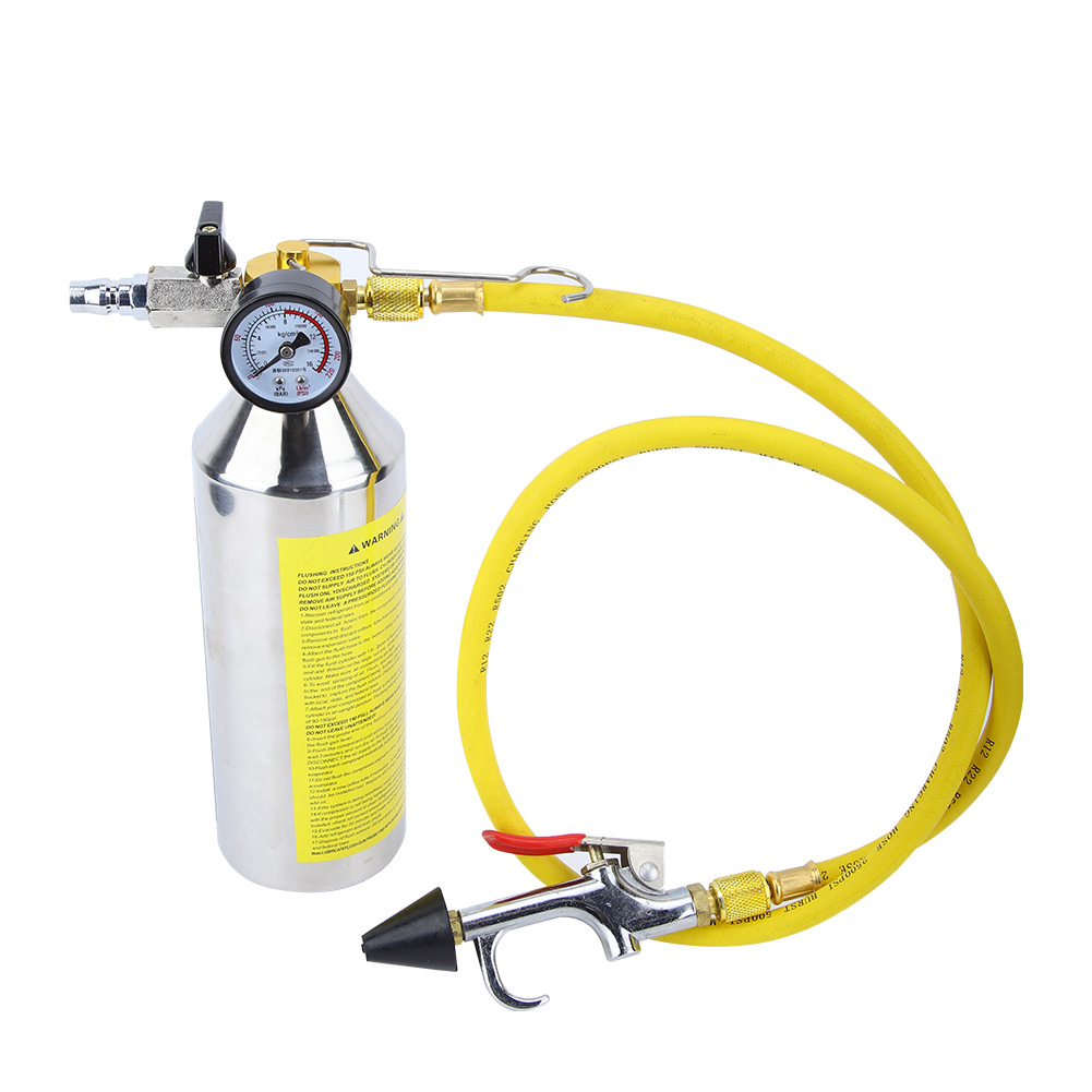 Car Air Conditioning Pipe Cleaning Tool Kit Car Wash Maintenance Equipment Automobile Car air conditioning system A/C compressor