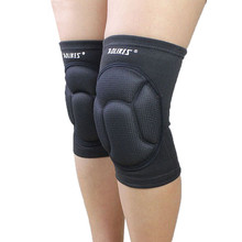 Thickening Kneepad Football Volleyball Extreme Sports Knee Pad Eblow Brace Support Lap Protect Cycling knee protector motorcycle