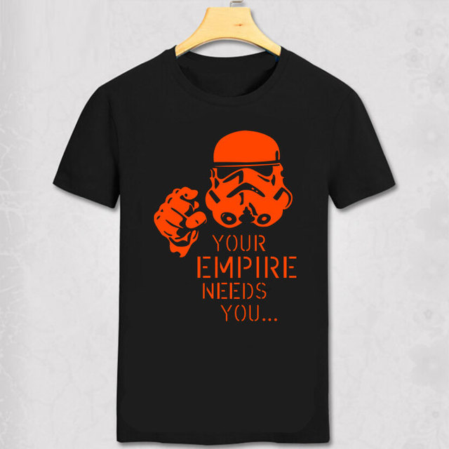Empire Fashion Star Wars Men T Shirts