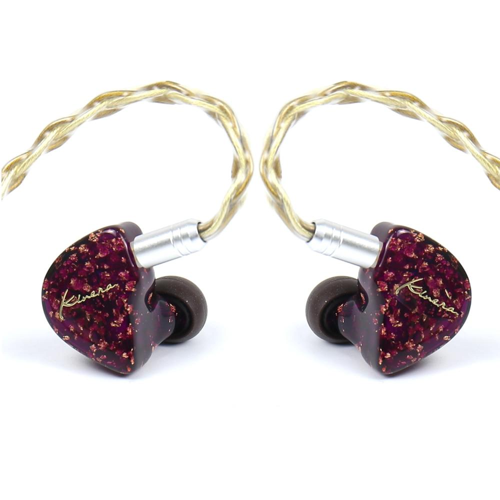 Kinera odin K8 In Ear Earphones Hifi 8 Unit Balanced Armature Earphones Ear hook Noise-Cancellation Earbuds kinera h3 2balanced armature 1dynamic driver hybrid hifi audiophile in ear earphones monitors