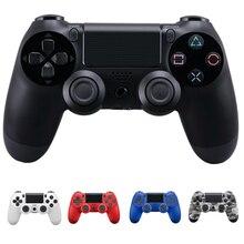 Высокое качество беспроводной bluetooth регулятор игры для sony ps4 контроллер 4 джойстик геймпады для playstation 4 console