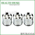 3pcs/lot Original IJOY XL-C4 Light-up Chip Coil Replacement Head 0.15ohm 50~215W For IJOY Limitless XL RTA Sub Ohm Tank
