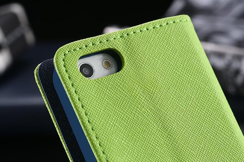 Podwójny kolor klapki skóra telefon torba case dla iphone 6 7 6 s plus 5 5S se gniazda kart + stojak kabura pokrowiec case dla iphone 7 6 6 s 11