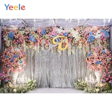 Yeele Wedding Ceremony Decoration Wall balloon Love Photography Backdrops Personalized Photographic Backgrounds For Photo Studio