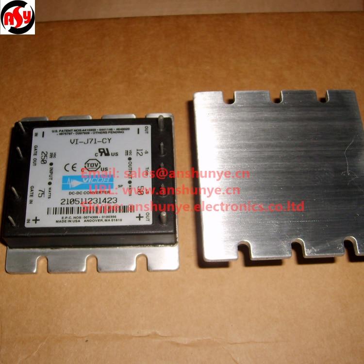 DC - DC Converters VI-J51-CY Module