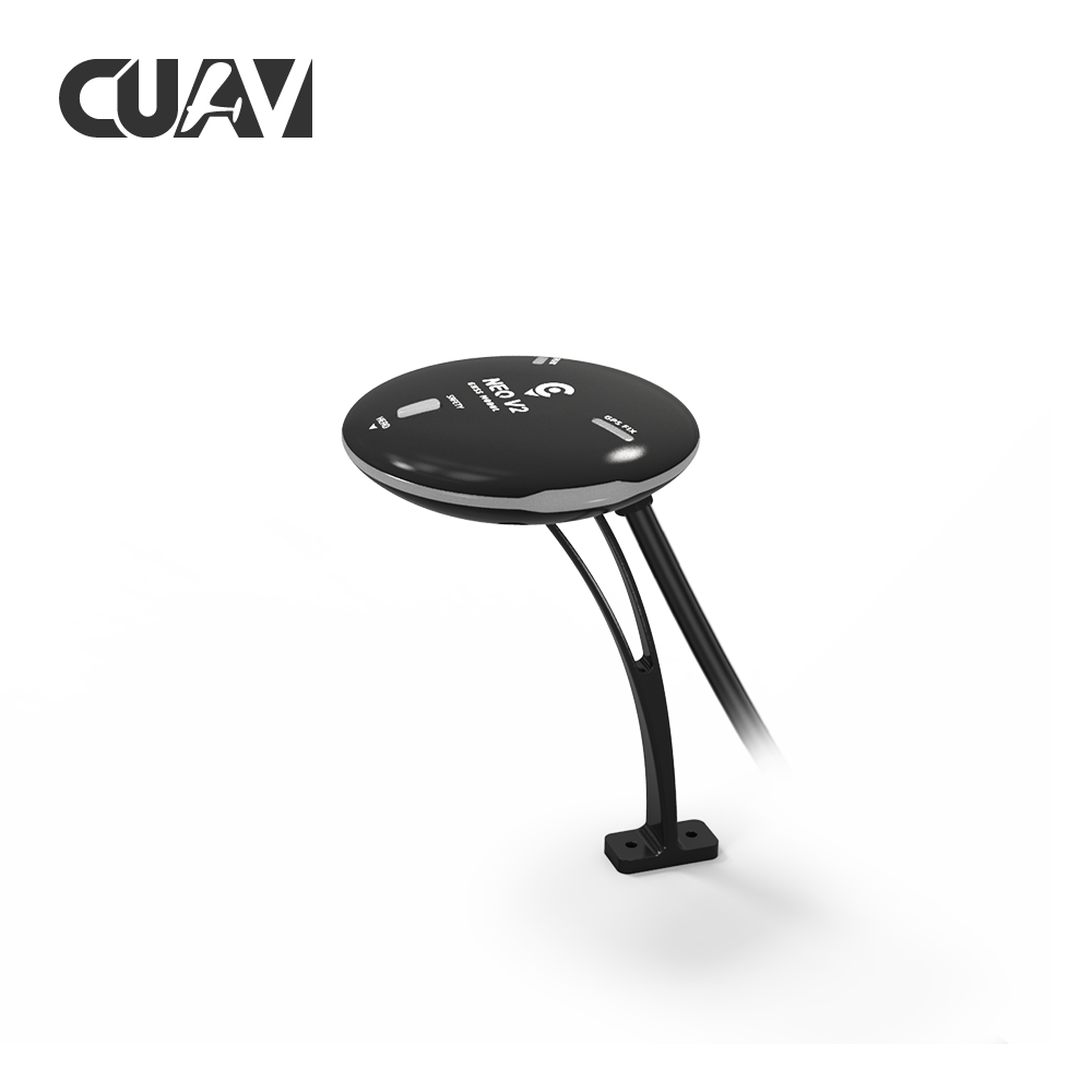 Купить с кэшбэком CUAV NEW V5+ Autopilot Pixhack Flight Controller for FPV RC Drone Quadcopter Helicopter Flight Simulator whole Sale