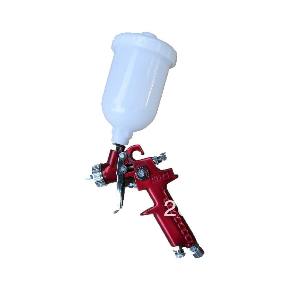 H 2000 Hvlp Air Spray Gun Automotive Repair Spray Gun Mini Sprayer