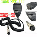 NEW Alinco EMS-53 8pin Hand Mic replace EMS-5A for Mobile DR-03 DR-03T DR-06 DR-06T DR-145 DR-135T DR-135E DR-235T DR-235E