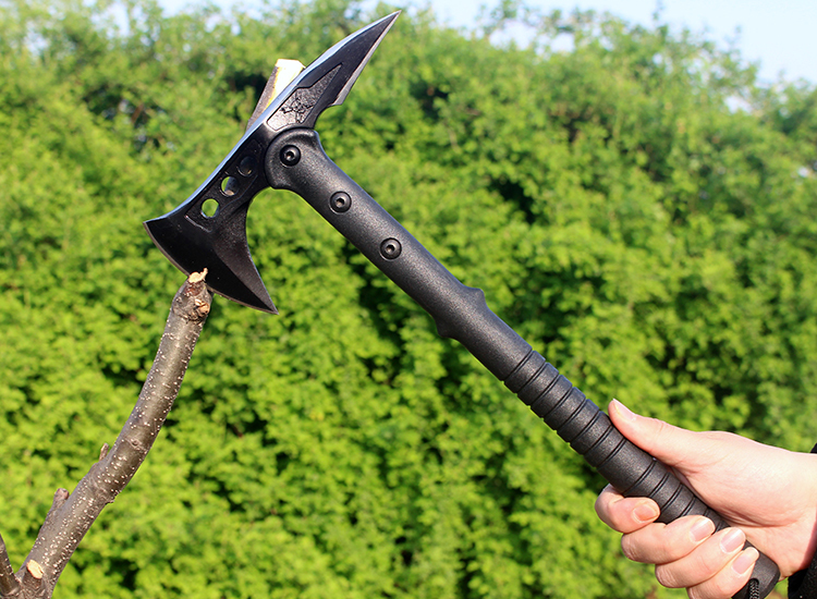 OEM SOG Tactical Axe Tomahawk Army Outdoor Hunting Camping Survival Machete Axes Hand Tool Fire Axe Hatchet Axe/Ice Axe oem power scorpion ultimate enhanced version mountain outdoor camping axe lifesaving fire survival hatchet