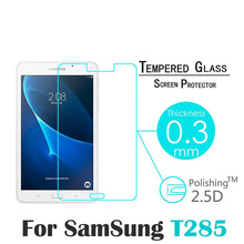 Screen Protector For Samsung Galaxy Tab A6 7.0 Tempered Glass for A 2016 T280 T285 Protection 9H