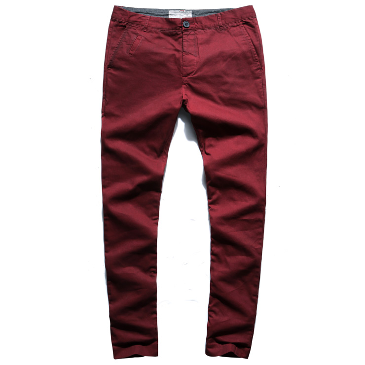 435d5bf4b05 Fashion 2016 New High quality Casual cargo Mens pants winter business  design cotton trousers men long pants Factory wholesale-in Jeans from Men s  Clothing ...