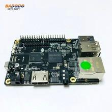 ROCK64 PINE64 HDR Android Linux медиа макетная плата четырехъядерный+ 1 Гб LPDDR3 eMMC разъем+ слот карты Micro SD+ Pi-2 шина+ Pi-P5+ Шина
