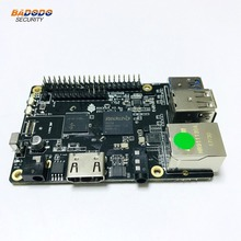 ROCK64 PINE64 HDR Android Linux Media development Board Quad Core+ 1GB LPDDR3 eMMC socket+Micro SD Card slot+Pi 2 Bus+Pi P5+ Bus