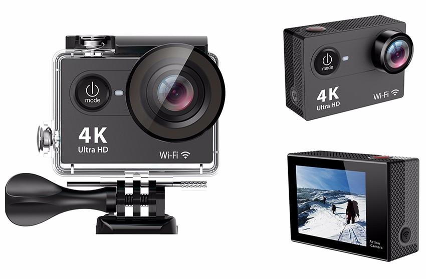 Freeshipping 2017 H9/H9R/H9se/H9Rse/H9pro/H9plus wifi 4k action camera ultra mini video camera sport DV waterproof sport camera sport elite se 2450